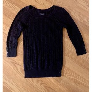 🔆 2/$14🔆American Eagle Swoop neck Sweater